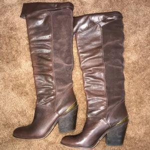 Women's size 9 lucky brand boot
